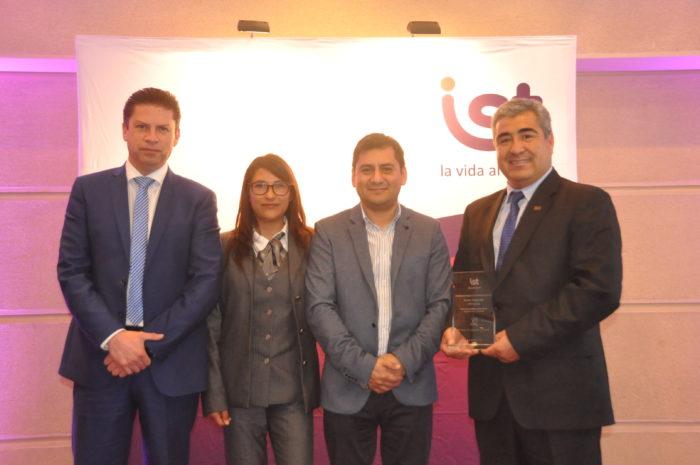 Acción Destacada Comité Paritario - CPHS Bci La Serena