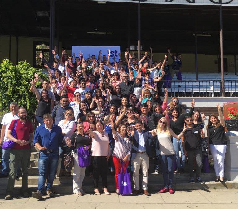 1° Encuentro de Comités Paritarios de Servicios de Salud Región Valparaíso