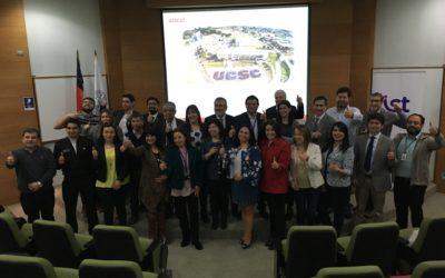 Exitosa mesa regional de prevención en Universidad Católica de la Santísima Concepción