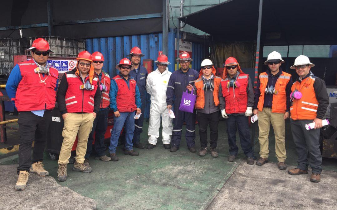 CAP Minería Puerto Punta Totoralillo realizó campañas Prexor y Planesi