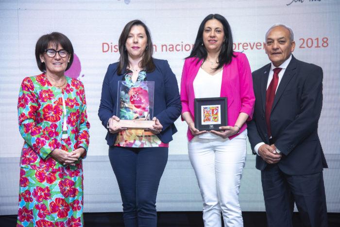 Mérito en Prevención (26 a 100 trabajadores) - Maestranza y Servicios Pino