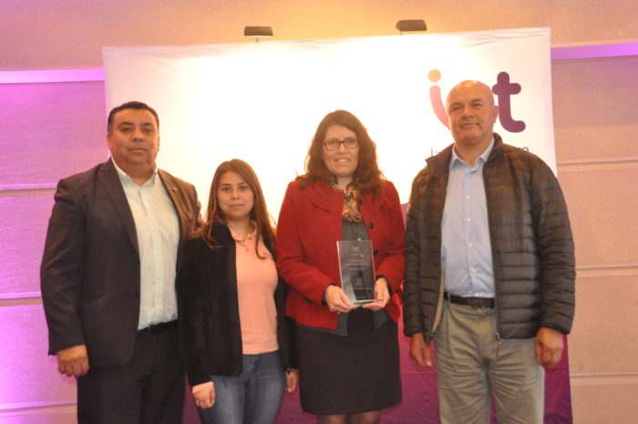 Mérito en Prevención (26 a 100 trabajadores) - Molinera Coquimbo