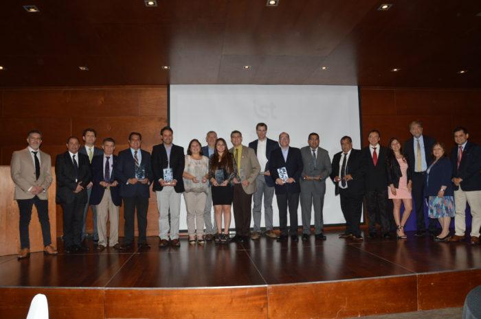 Premiados en Distinción Zonal Centro 2018