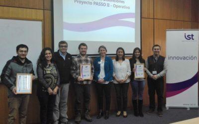 Empresas adherentes de Puerto Montt reciben certificación del PASSO II Operativo