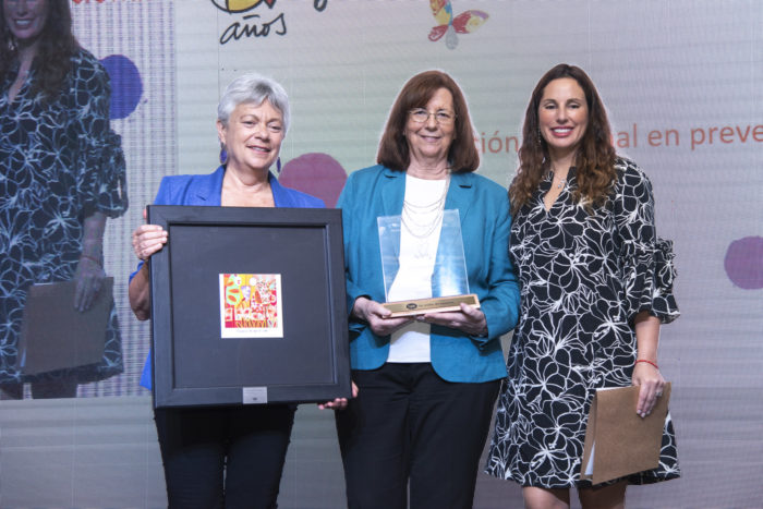 Reconocimiento Liderazgo Femenino - María Teresa Ruiz