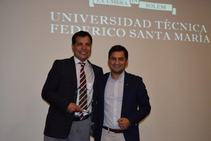 J.L. Navarrete (UTFSM) y E. Figueroa (IST)