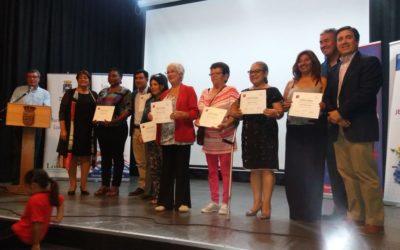 IST participa en clausura del programa jefas de hogar en Los Andes