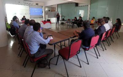 Comité Ejecutivo Arica Puerto + Seguro lanzó su trabajo para el 2019