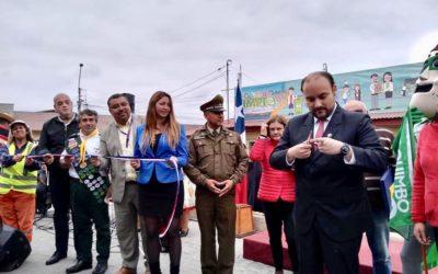 IST recibió reconocimiento por apoyo en Programa Coquimbo Limpio