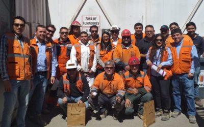 Trabajadores de Bailac SAN se capacitan en manejo manual de cargas