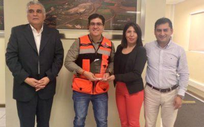 IST reconoció a Puerto Terrestre Los Andes por aplicación de protocolo Psicosocial