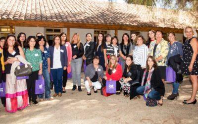 IST realizó exitosa jornada de liderazgo femenino en Calle Larga