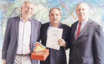 """Constructora """"SU KSA"""": primeros en Chile en celebrar 10 años sin accidentes fatales"""