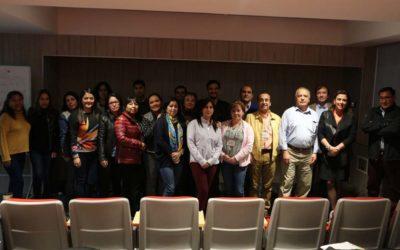 Jornada de Comités Patirarios del Instituto de Desarrollo Agropecuario