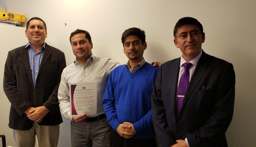Odontológica Norden firmó protocolo de proyecto PASSO