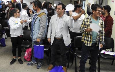 Iquique: activa participación en encuentro de CPHS