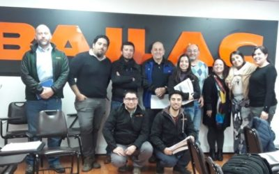 Taller de planificación estratégica dirigido a gerentes y supervisores de empresas Bailac