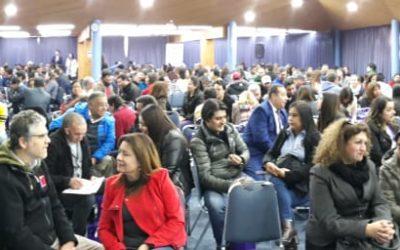 CPHS Aconcagua: alta participación de organizaciones adherentes