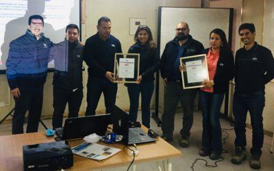 Acreditación SAC II de CAP Minería Cerro Negro Norte