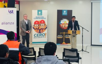 IST dictó curso de Responsabilidad Civil y Penal en Codelco Salvador