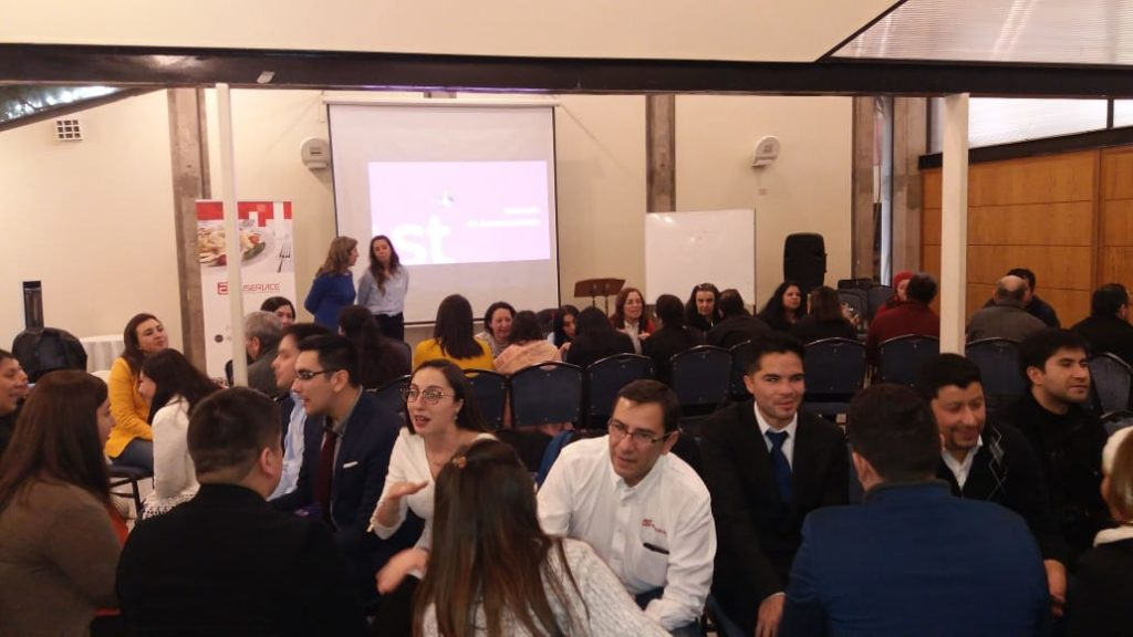 CPHS de Aliservice exploró el poder de las conversaciones en curso organizado por el IST
