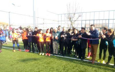 IST apoyó a municipio de San Antonio en la inauguración de las Olimpiadas Deportivas