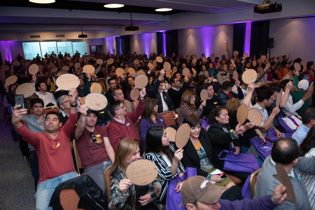 Encuentro anual de CPHS de empresas adherentes al IST realizado en Santiago