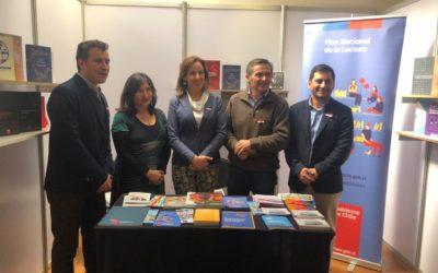 IST participó en inauguración de Octava Feria del Libro de Villa Alemana