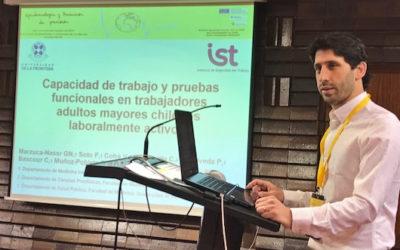 En España presentan investigación de la Universidad de la Frontera apoyada por el IST