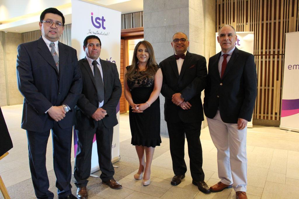 Distinciones 2019 IST Punta Arenas