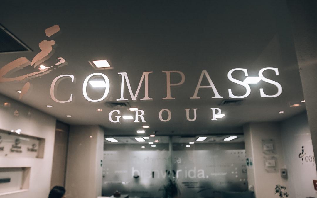 """IST """"Distinción Nacional Excelencia en Prevención"""": Compass Group Chile"""