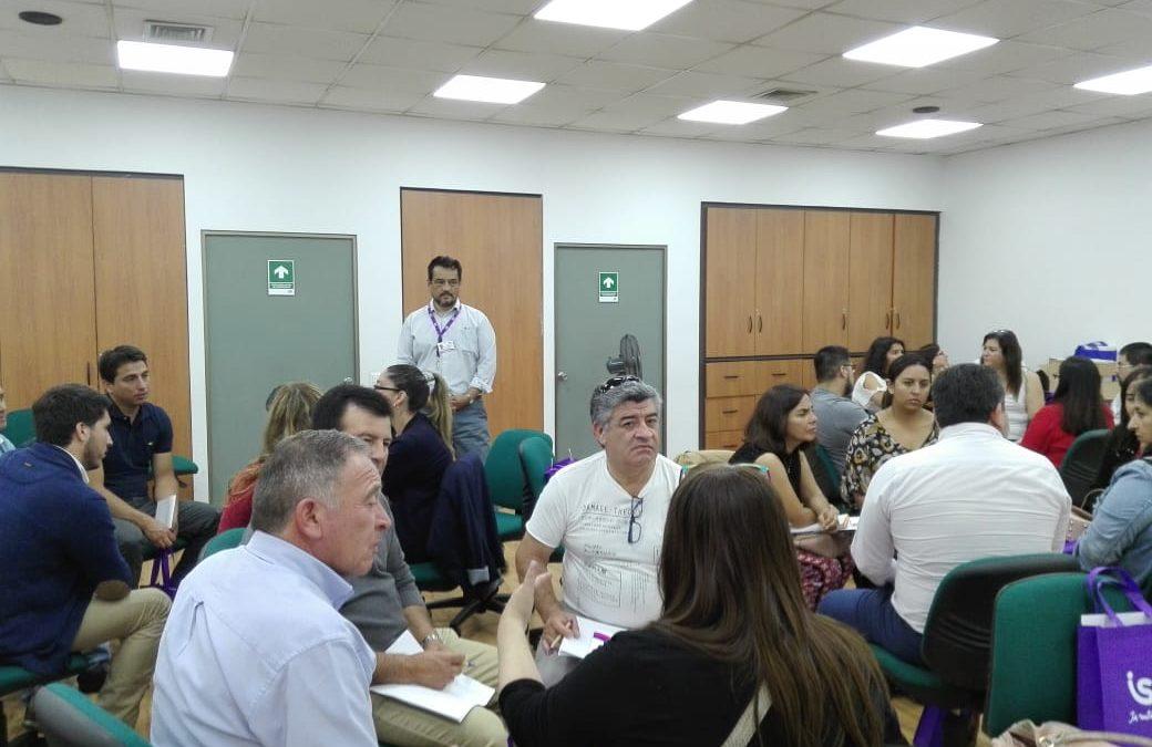 Encuentro anual de CPHS de la Universidad Católica de Valparaíso