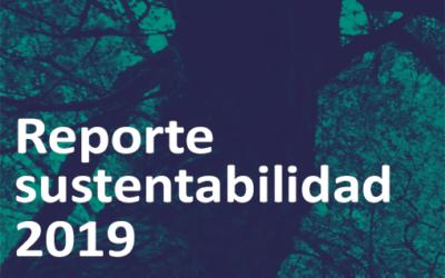 Reporte Sustentabilidad 2019