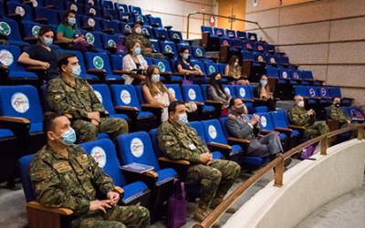 IST y Hospital Militar realizaron conversatorio sobre salud mental