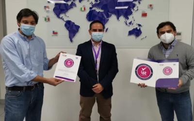 Otorgamos sello COVID-19 a AGROSUPER por su destacada labor preventiva en pandemia
