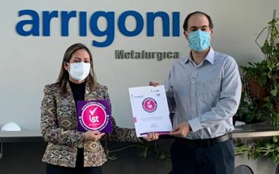 Nuestras felicitaciones al equipo de trabajadoras y trabajadores de Arrigoni