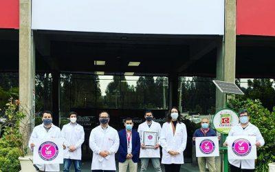 Felicitaciones a la empresa Carozzi por haber recibido nuestra certificación #SelloCovidIST